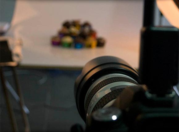 Produção fotográfica