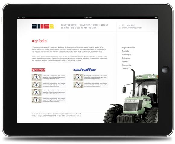 HTML5: funcionamento em tablets