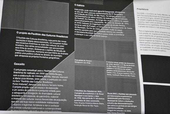 Grid editorial do projeto
